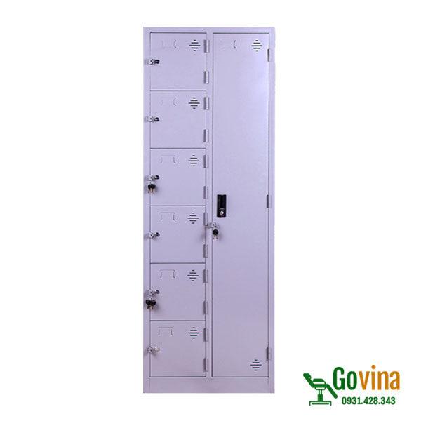 Tủ sắt locker 6CB