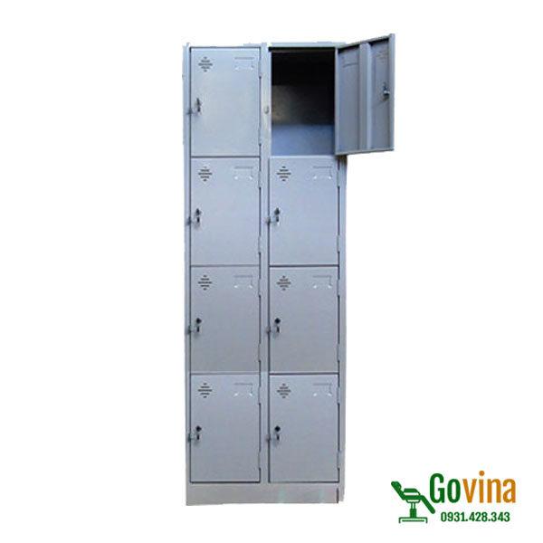 Tủ sắt locker 8 ngăn